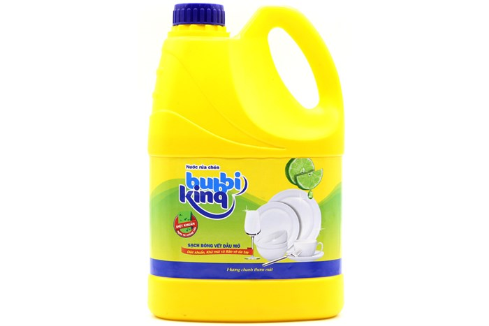 47k Nước Rửa Chén Bubbiking 1.5 lít