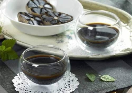 Cách sử dụng tỏi đen Nước ép tỏi