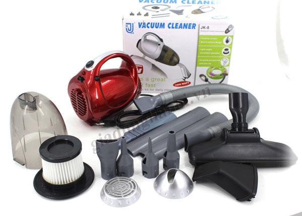 Cấu tạo máy hút bụi 2 chiều Vacuum Cleaner JK8