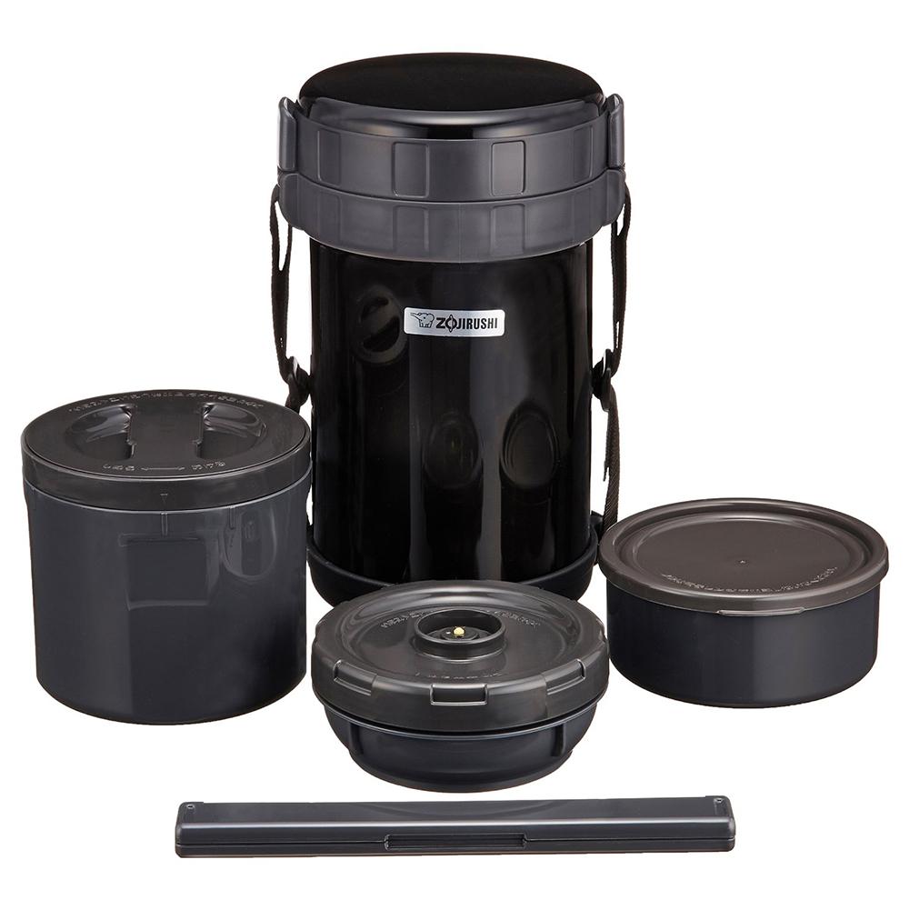 Hộp cơm giữ nhiệt Zojirushi SL XD20 – 3 ngăn
