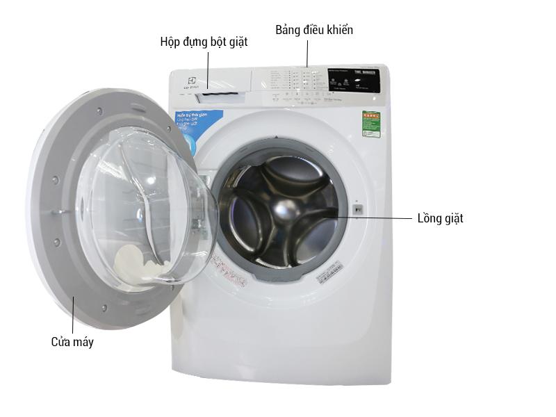 Máy giặt Elextronlux lông ngang EWF12843