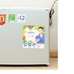 Tủ lạnh mini Aqua Sanyo và Electrolux, so sánh chi tiết