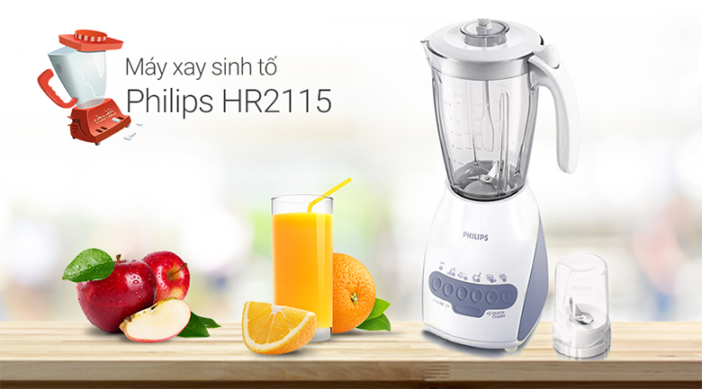 may xay sinh to philips hr2115