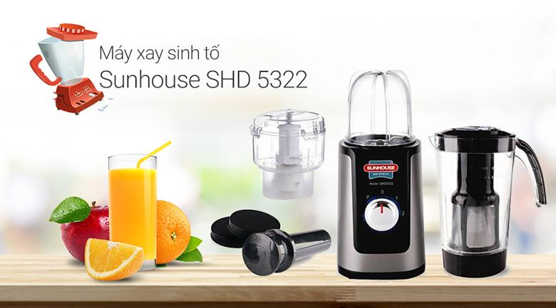 may xay sinh to sunhouse shd5322