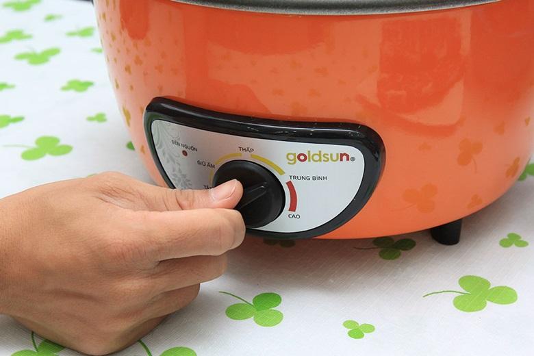 Bộ điều chỉnh nhiệt độ nồi Goldsun MC GBB100