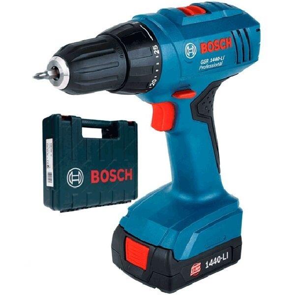 Máy Khoan Pin Bosch GSR 120 LI