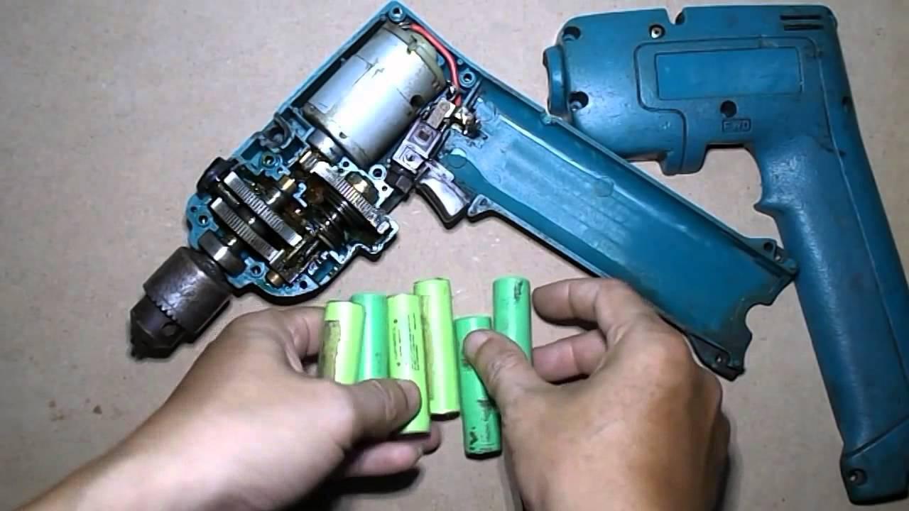 Thời lượng pin có thể lên tới 8h máy khoan cầm tay