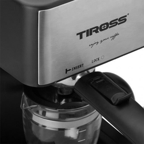 may pha ca phe espresso tiross ts621