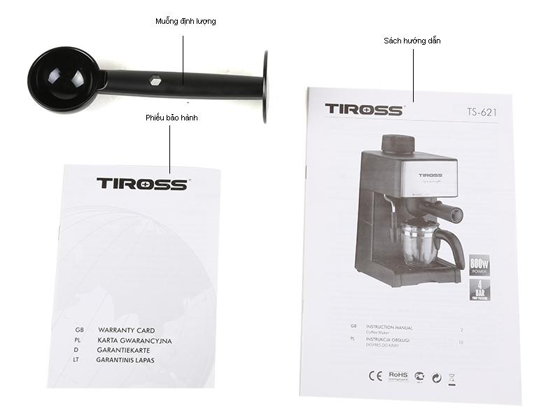tiross ts621 hướng dẫn