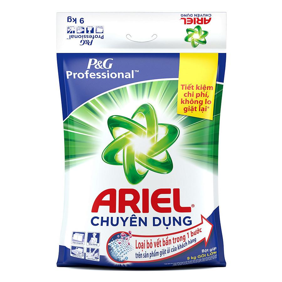 Bột giặt Ariel chuyên dụng