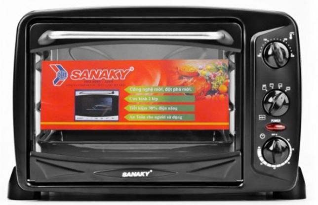 Lò nướng Sanaky VH 249S 24 lít