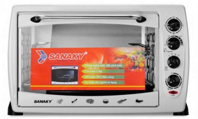 Lò nướng Sanaky VH 509B 50L