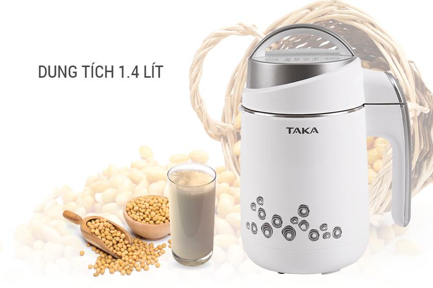 Máy làm sữa đậu nành Taka TKE550 14L 1000W