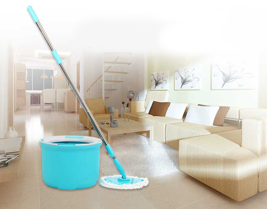 cây lau nhà locklock giúp công việc dọn dẹp nhà cửa trở nên đơn giản hơn