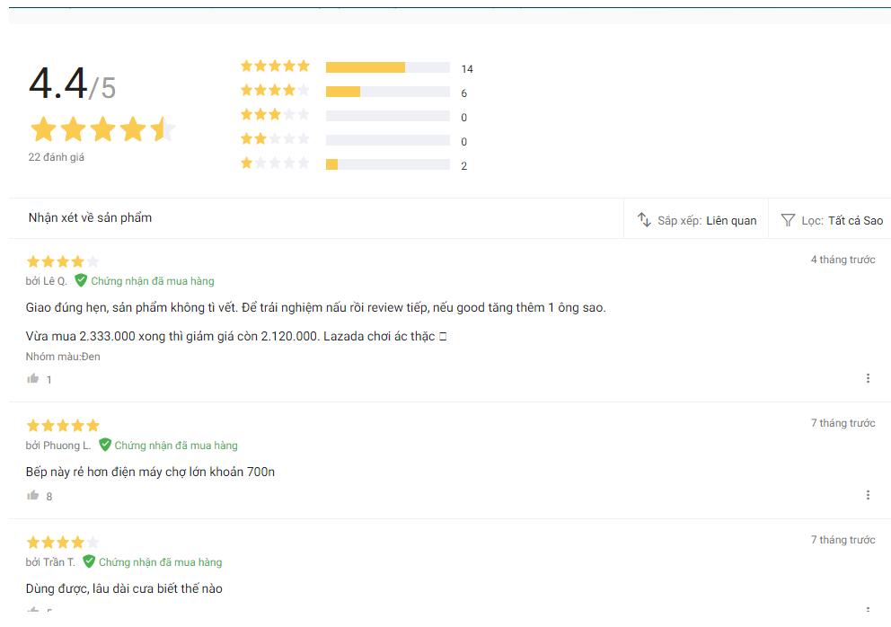 review bếp điện từ kangaroo kg499n