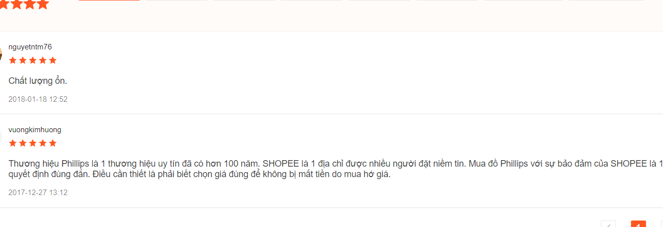 nh giá nồi hấp điện Philips HD9140 trên Shopee