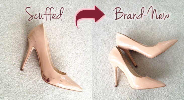 Vệ sinh giày thường xuyên