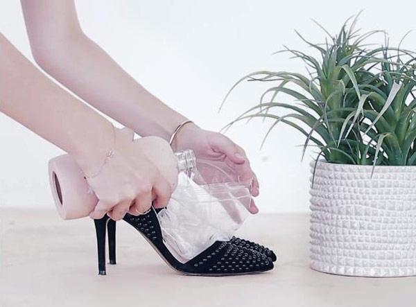 Khử mùi cho giày bằng công thức tự nhiên
