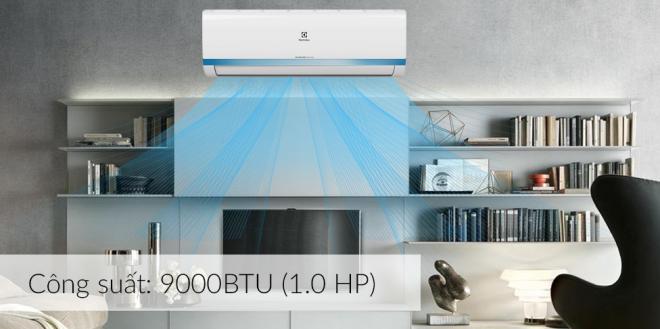 Máy lạnh Inverter Electrolux ESV09CRK-A2 - siêu tiết kiệm
