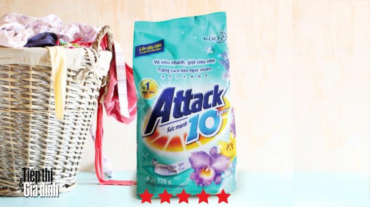 sản phẩm Attack của Nhật Bản