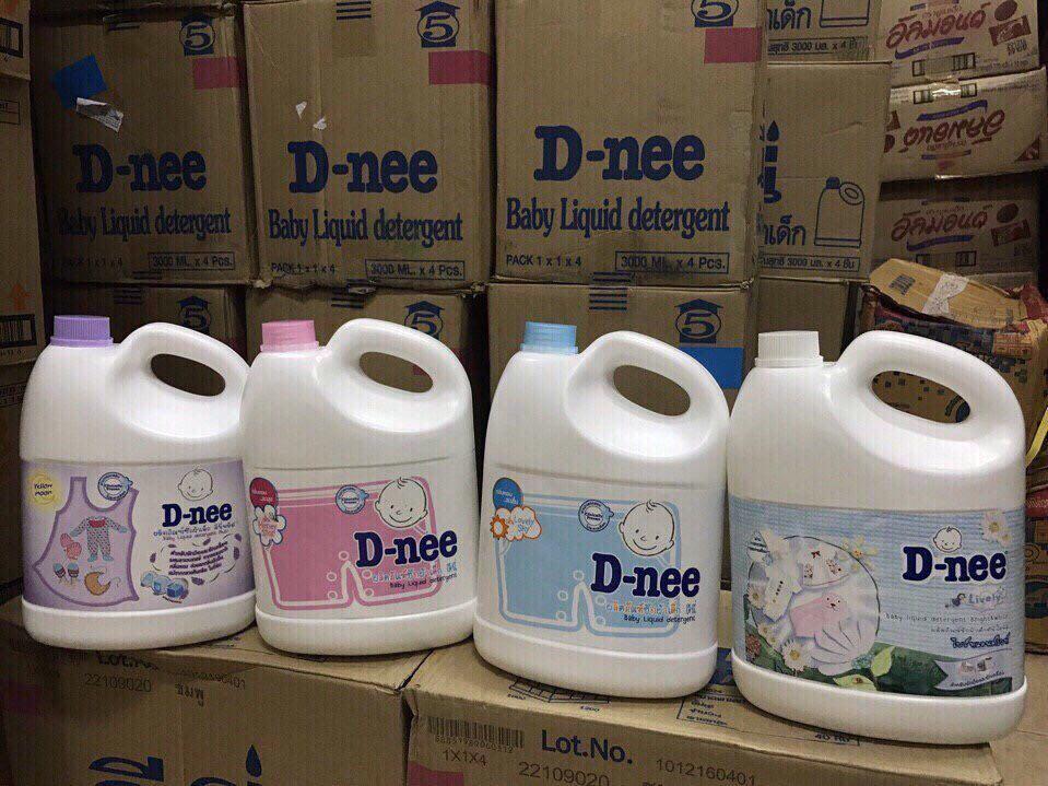 Nước xả vải D-nee