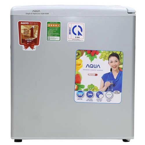 Đáng giá Tủ lạnh Mini Aqua AQR – 55AR 50 lít có tốt không?