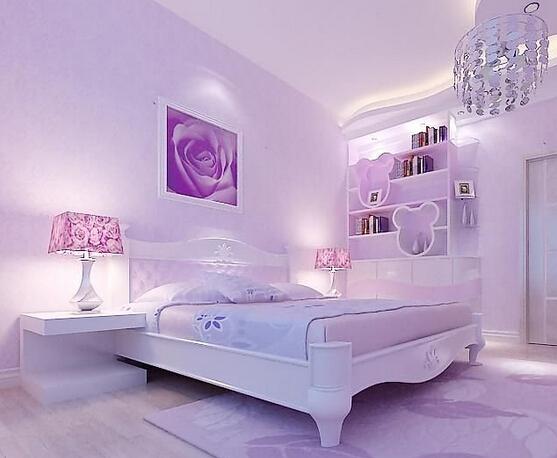 Phòng ngủ có thể tạo cảm giác nhẹ nhàng