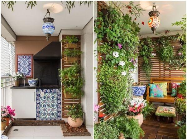 Trang trí ngôi nhà với cây cảnh