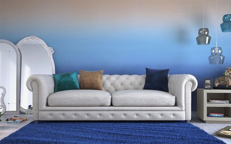 Tạo ra tính linh hoạt tuyệt vời cho không gian với thiết kế ombre