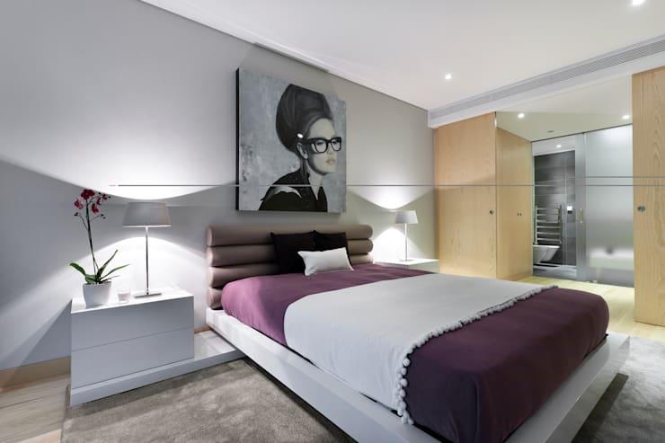 Phòng ngủ by Sónia Cruz - Arquitectura