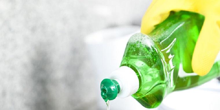 Khả năng tẩy sạch dầu mỡ của xà phòng rửa bát