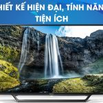 Internet Tivi Sony 48 inch KDL – 48W650D  hình ảnh vượt trội-cực đẹp, hiện đại