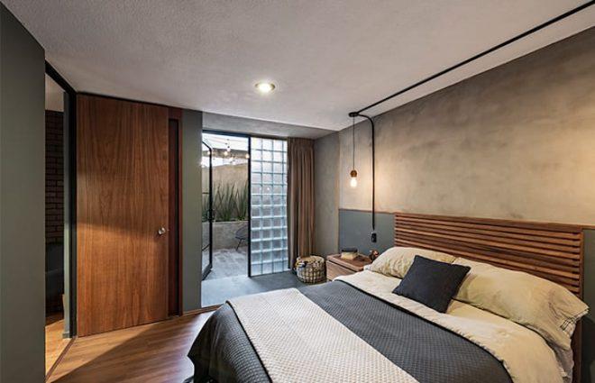 Phòng ngủ by MX Taller de Arquitectura & Diseño