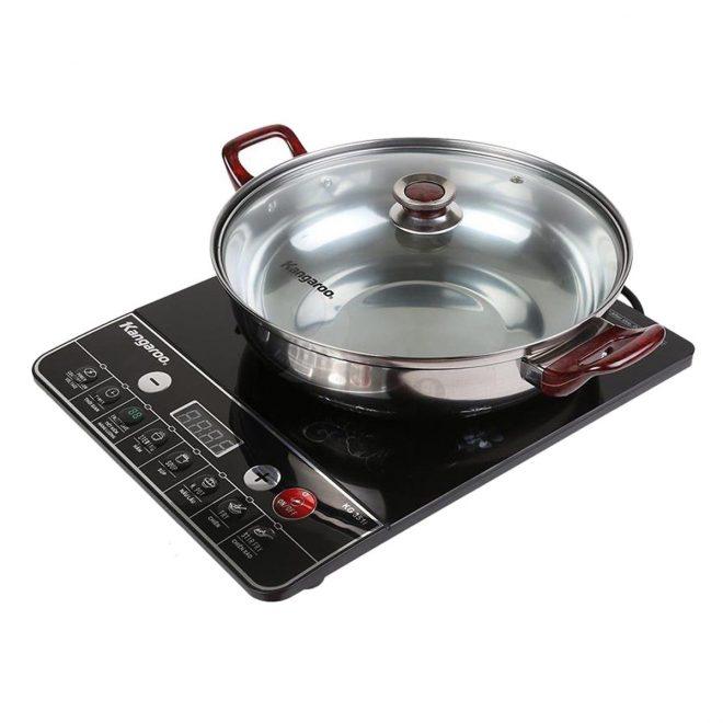 Bếp điện từ giá rẻ mà vẫn an toàn hiệu quả.