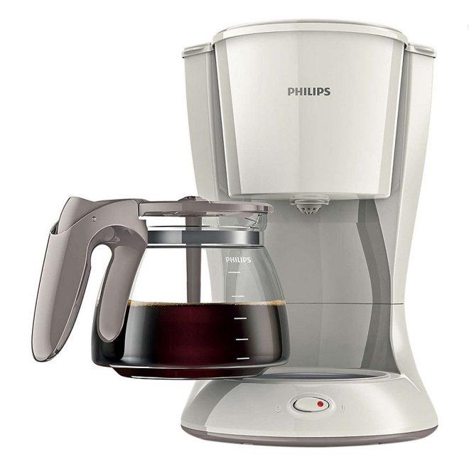 Máy pha cà phê tiện dụng cho mọi nhà
