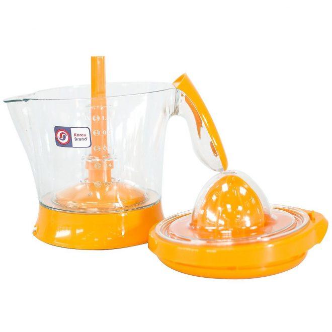 Mỗi ngày 1 ly nước cam vắt thơm ngon bổ dưỡng
