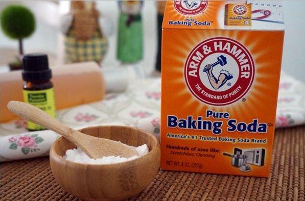 Tại sao sử dụng Baking soda để làm sạch lò nướng?