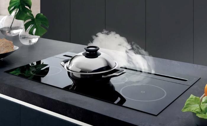 Bếp điện từ có nhiều khá ưu điểm vượt trội