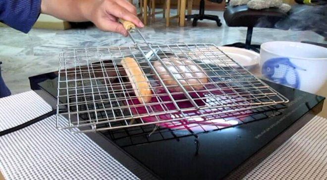 Bếp hồng ngoại cũng có nhiều ưu điểm không kém bếp điện từ