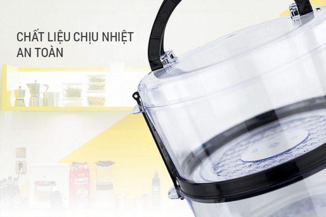 Thiết kế chất liệu chịu nhiệt an toàn khi sử dụng