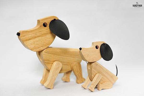 Chó Julio bố và con