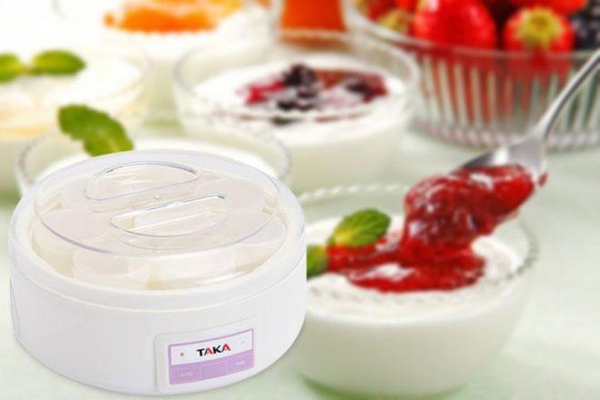 Nên chọn loại máy làm sữa chua nào cho thích hợp?