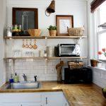 Cách sắp xếp nhà bếp gọn-sạch-đẹp đơn giản nhưng siêu đẹp