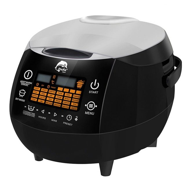 Kiểu dáng của máy làm tỏi đen không khác chiếc nồi cơm điện là mấy