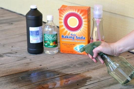 Có thể dùng giấm để giúp công việc vệ sinh dễ dàng hơn