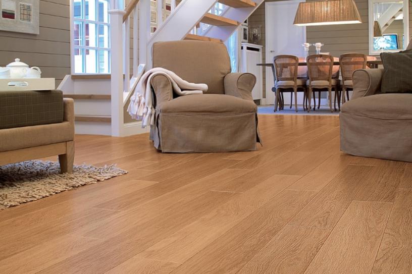 Kinh nghiệm vệ sinh và bảo quản sàn gỗ công nghiệp luôn sạch như mới