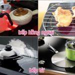 Bí quyết chọn mua bếp điện từ hoặc bếp hồng ngoại, thành công 100%