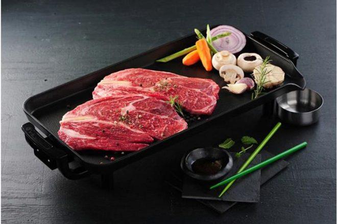Lựa chọn bếp nướng điện tốt cần quan tâm những gì?