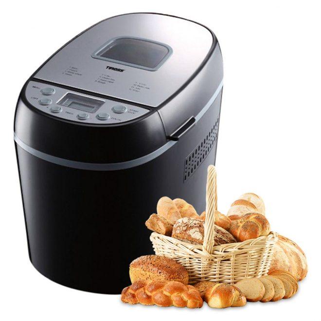 Máy làm bánh có có ưu điểm gì vượt trội?