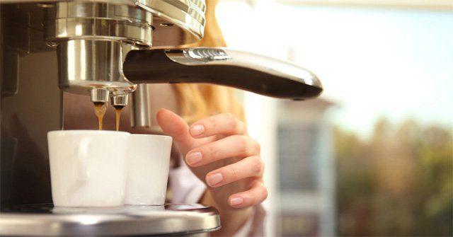 Máy pha cà phê có ưu điểm gì vượt trội?